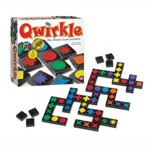 NEW Qwirkle Board Game